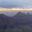 Grand Canyon Sunrise with clouds<br>Arizona 2011